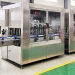 Máquina automática de llenado de botellas de pesticidas, máquina de llenado de fertilizantes líquidos