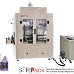 Llenadora de líquidos corrosivos