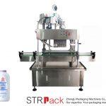 Máquina automática de tapado lineal (tapa de prensa)