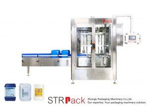 Máquina automática de llenado de pesas netas