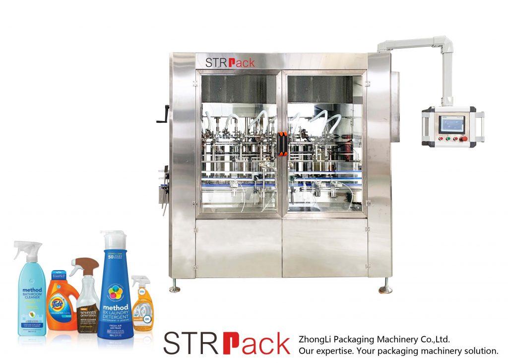 Máquina automática de llenado de pasta servo