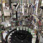 Fabricante de la máquina de llenado de pintura en aerosol