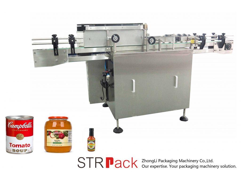 Máquina automática de etiquetado de pegamento húmedo (Máquina de etiquetado de pasta)