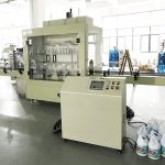 Máquina de llenado de botellas de cloro