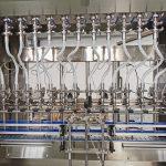 Máquina de llenado de limpiadores de vidrio Máquina de llenado de líquidos Máquina de llenado de líquidos Máquina de llenado de jabón líquido