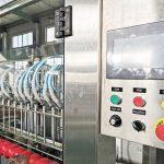 Máquina de llenado de líquido desinfectante de manos Relleno automático de desinfectante de manos
