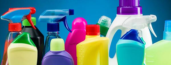 Máquinas de llenado de productos de limpieza del hogar