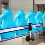 Máquina de llenado de detergente líquido