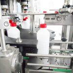 Máquina de llenado de líquidos