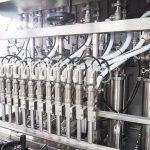 Máquina de llenado de loción Máquina de llenado de crema de botella