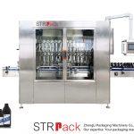 Máquina automática de llenado de aceite lubricante