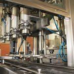 Máquina de llenado de aceite lubricante
