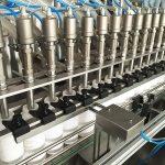 Máquina de llenado de botellas de pesticidas líquidos