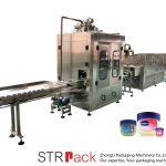 Máquina de llenado de vaselina Línea automática de llenado y enfriamiento de vaselina